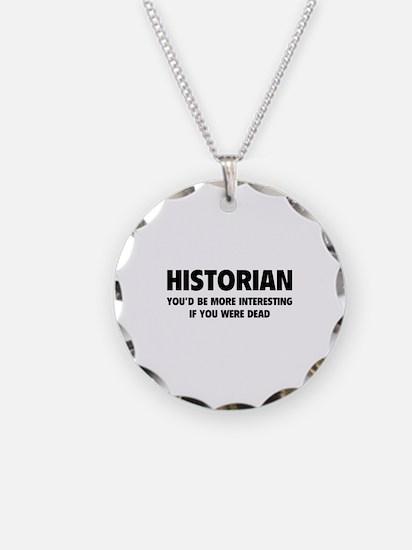 Historian Necklace