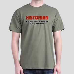 Historian Dark T-Shirt