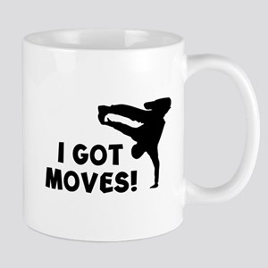 I GOT MOVES! Mug