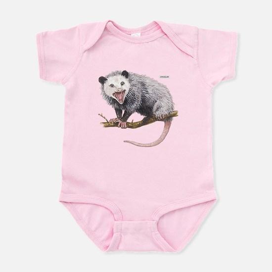 Opossum Possum Animal Infant Bodysuit