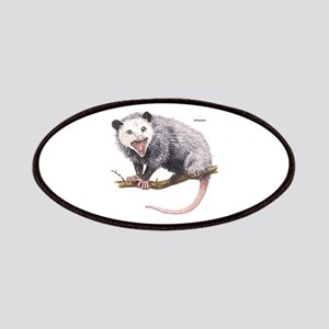Opossum Possum Animal Patches