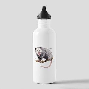 Opossum Possum Animal Stainless Water Bottle 1.0L