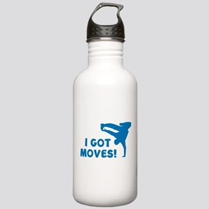 I GOT MOVES! Stainless Water Bottle 1.0L