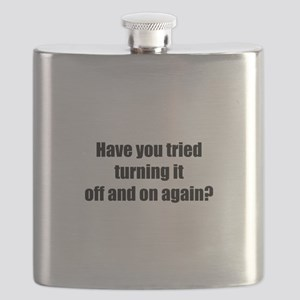 Off and on again Flask