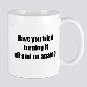 Off and on again Mug