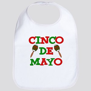 Cinco De Mayo Kids Bib