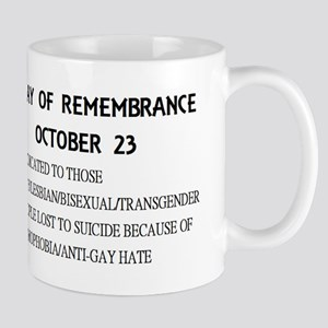 Day of Remembrance Mug