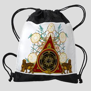 WEALTHc Drawstring Bag