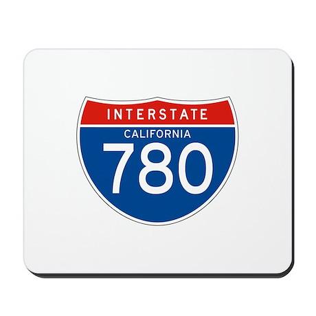Interstate 780 - CA Mousepad