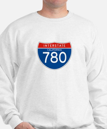 Interstate 780 - CA Sweatshirt