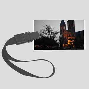 Akron Cathedral Luggage Tag
