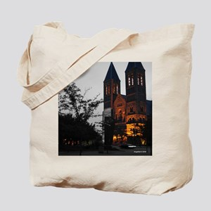 Cathedral Akron Tote Bag