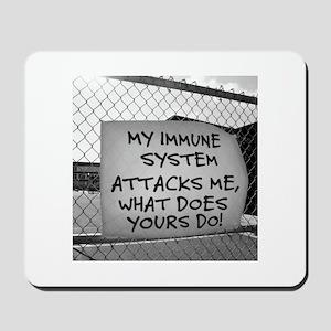 Immune System! Mousepad
