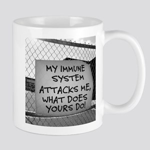 Immune System! Mug