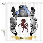 Barrere Shower Curtain