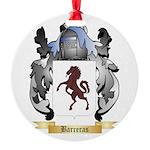 Barreras Round Ornament