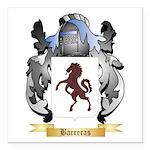 Barreras Square Car Magnet 3