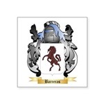 Barreras Square Sticker 3