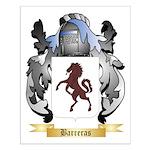 Barreras Small Poster
