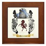 Barreras Framed Tile