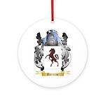 Barreras Ornament (Round)