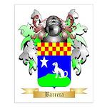 Barrera Small Poster
