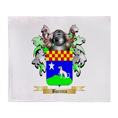 Barrera Throw Blanket