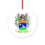 Barrera Ornament (Round)
