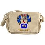 Barrell Messenger Bag