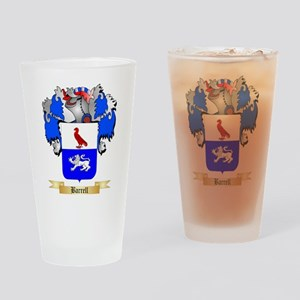 Barrell Drinking Glass
