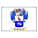 Barrell Banner