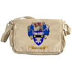 Barrelet Messenger Bag