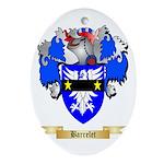 Barrelet Ornament (Oval)