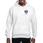 Barrel Hooded Sweatshirt
