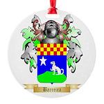 Barreira Round Ornament