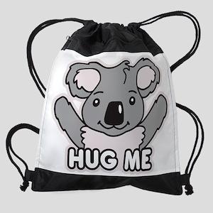 Hug me Drawstring Bag