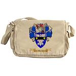 Barre Messenger Bag