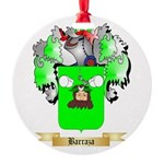Barraza Round Ornament