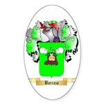Barraza Sticker (Oval 10 pk)