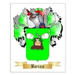 Barraza Small Poster