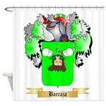 Barraza Shower Curtain