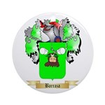 Barraza Ornament (Round)
