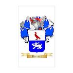 Barraux Sticker (Rectangle)
