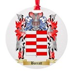 Barratt Round Ornament