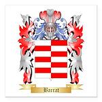 Barrat Square Car Magnet 3