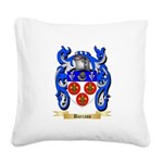 Barrass Square Canvas Pillow