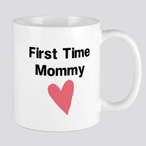 Cute First Time Mommy Mug