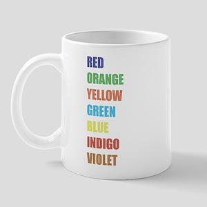 ROY G BIV Mug