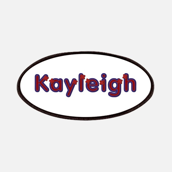 Kayleigh Red Caps Patch