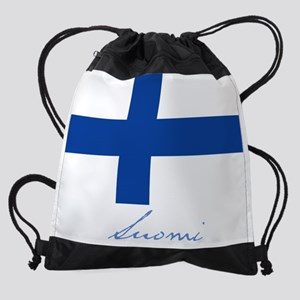 Finland Drawstring Bag